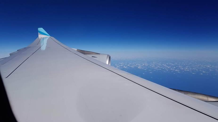 eurowings sitzbreite